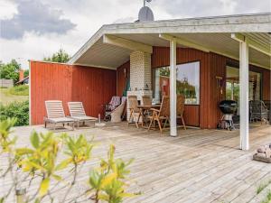 Holiday home Ternevej Kalundborg VI, Prázdninové domy  Bjørnstrup - big - 21