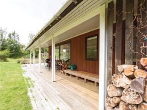 Holiday home Ternevej Kalundborg VI, Prázdninové domy  Bjørnstrup - big - 20