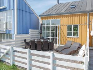 obrázek - Three-Bedroom Holiday home Ebeltoft with a Fireplace 05