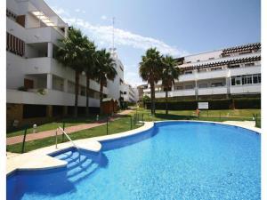 Apartment Riviera Park II bl. 5, apt., Ferienwohnungen  Sitio de Calahonda - big - 20