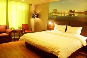 Starway Hotel Yulin Railway Station, Hotels  Yulin - big - 5
