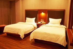 Starway Hotel Yulin Railway Station, Hotels  Yulin - big - 2