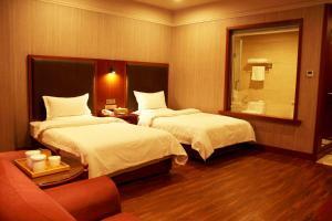 Starway Hotel Yulin Railway Station, Hotels  Yulin - big - 7