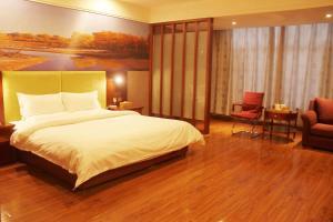 Starway Hotel Yulin Railway Station, Hotels  Yulin - big - 8