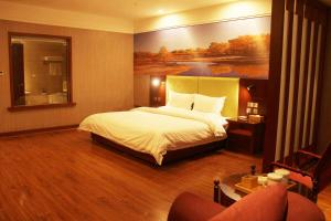 Starway Hotel Yulin Railway Station, Hotels  Yulin - big - 9