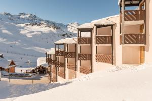 Pierre & Vacances Le Tikal - Apartment - Val Thorens