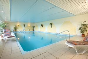 AKZENT Hotel Haus Sonnenberg, Hotely  Schotten - big - 10