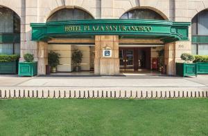 Hotel Plaza San Francisco, Hotel  Santiago - big - 42