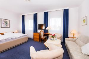 Hotel Wittekind, Hotely  Bad Oeynhausen - big - 21