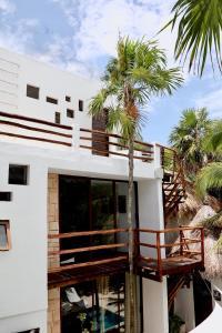 Residencia Gorila, Apartmanhotelek  Tulum - big - 117