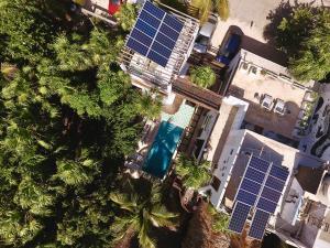 Residencia Gorila, Apartmanhotelek  Tulum - big - 101