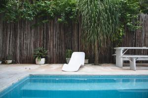 Residencia Gorila, Apartmanhotelek  Tulum - big - 107