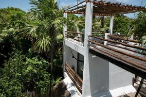 Residencia Gorila, Apartmanhotelek  Tulum - big - 114