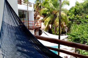 Residencia Gorila, Apartmanhotelek  Tulum - big - 187