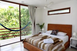 Residencia Gorila, Apartmanhotelek  Tulum - big - 185
