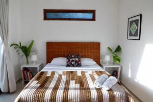 Residencia Gorila, Apartmanhotelek  Tulum - big - 184