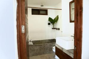 Residencia Gorila, Apartmanhotelek  Tulum - big - 181