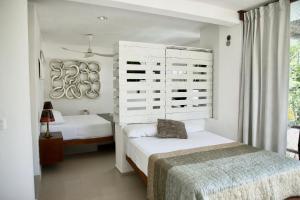 Residencia Gorila, Apartmanhotelek  Tulum - big - 177