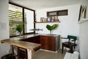 Residencia Gorila, Apartmanhotelek  Tulum - big - 195