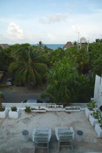 Residencia Gorila, Apartmanhotelek  Tulum - big - 141