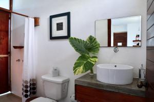 Residencia Gorila, Apartmanhotelek  Tulum - big - 150