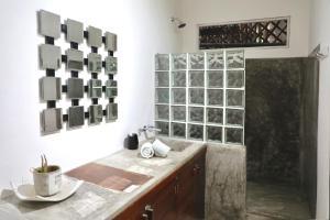 Residencia Gorila, Apartmanhotelek  Tulum - big - 161