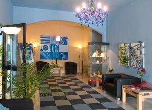 Appartmenthaus Thermenhof, Apartmanhotelek  Bad Füssing - big - 11