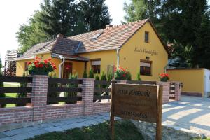Kata vendégház - Herend