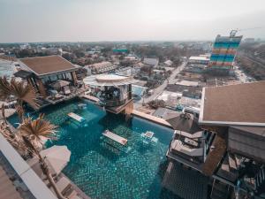 ABC Hotel, Hotely  Angeles - big - 16