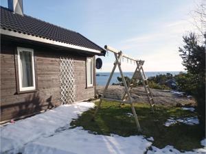 Three-Bedroom Holiday Home in Sogne, Nyaralók  Søgne - big - 19