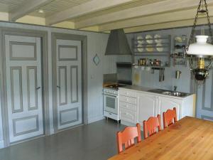 Six-Bedroom Holiday Home in Terrak, Holiday homes  Åbjøra - big - 16