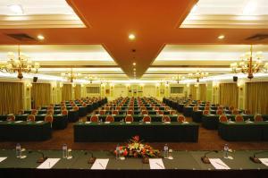 Hangzhou Huagang HNA Resort, Rezorty  Chang-čou - big - 21
