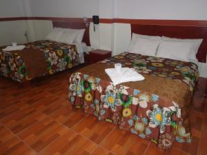 Hotel Hilroq II, Hotels  Ica - big - 14