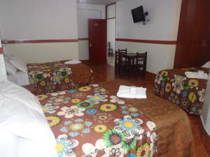 Hotel Hilroq II, Hotels  Ica - big - 62