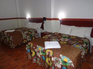 Hotel Hilroq II, Hotels  Ica - big - 58