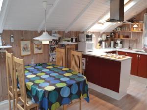 Holiday home Skovvang Nørre Nebel I, Prázdninové domy  Nørre Nebel - big - 15