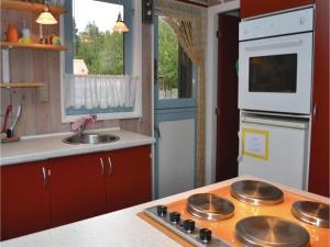 Holiday home Skovvang Nørre Nebel I, Prázdninové domy  Nørre Nebel - big - 13