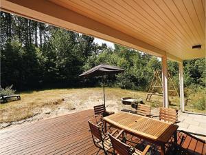 Holiday home Sluseparken Aakirkeby XI, Case vacanze  Vester Sømarken - big - 14