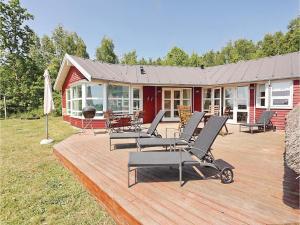 Holiday home Sluseparken Aakirkeby I, Ferienhäuser  Vester Sømarken - big - 21