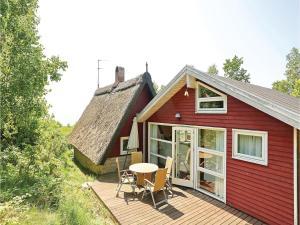 Holiday home Sluseparken Aakirkeby I, Nyaralók  Vester Sømarken - big - 2