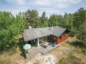 Holiday home Lyngvejen Aakirkeby III, Nyaralók  Vester Sømarken - big - 4