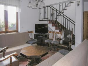 Holiday Home Jedwabno with Fireplace I
