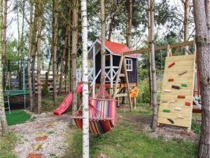 Three-Bedroom Holiday Home in Kolczewo