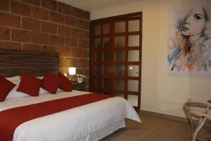 Hotel Boutique La Herencia, Hotely  Tequisquiapan - big - 64
