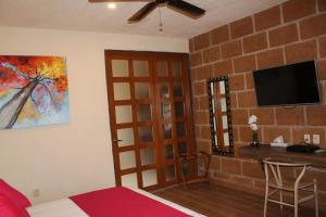 Hotel Boutique La Herencia, Hotely  Tequisquiapan - big - 61