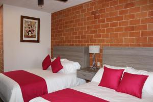 Hotel Boutique La Herencia, Hotely  Tequisquiapan - big - 55