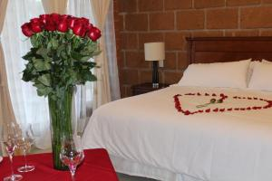 Hotel Boutique La Herencia, Hotely  Tequisquiapan - big - 51