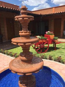 Hotel Boutique La Herencia, Hotely  Tequisquiapan - big - 44