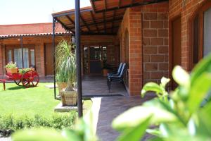 Hotel Boutique La Herencia, Hotely  Tequisquiapan - big - 43