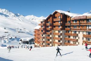 Résidence Le Chamois d'Or - Apartment - Val Thorens